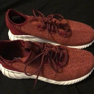 Adidas Men's Mesh Shoes- Size 8